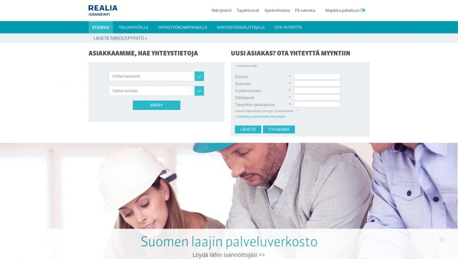 Realia Isännöinti Oulu