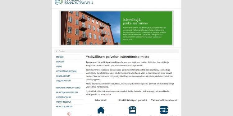 Tampereen Isännöintipalvelu Oy
